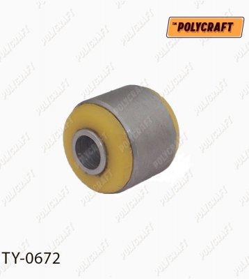 Поліуретановий сайлентблок стійки заднього стабілізатора  ty0672